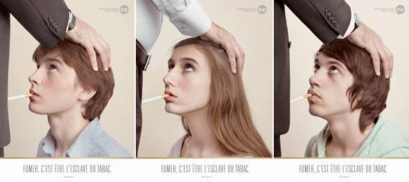 Anti-Smoking Campaign Ignites Passion