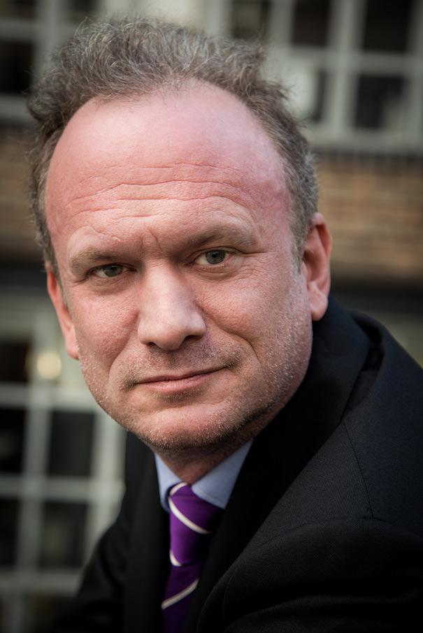 Elliot Polak - Founding Director