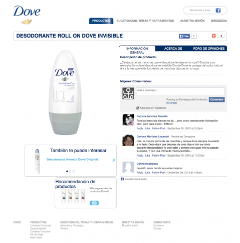 dove, translation blunder