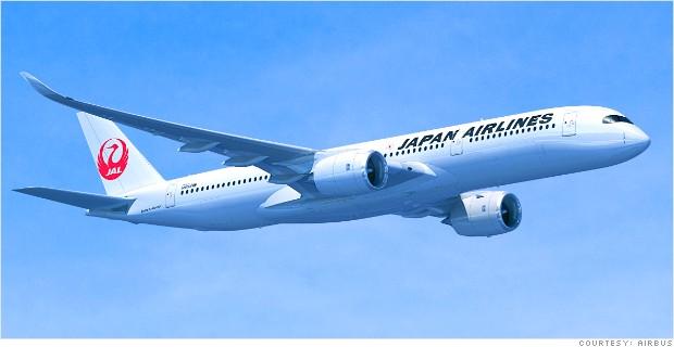 japanese airline, Leadership in Japan