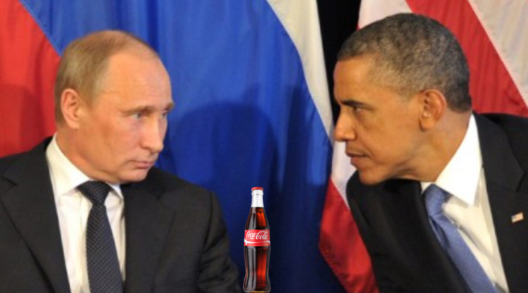 obama and putin cocacola crimea on how to avoid brand damage