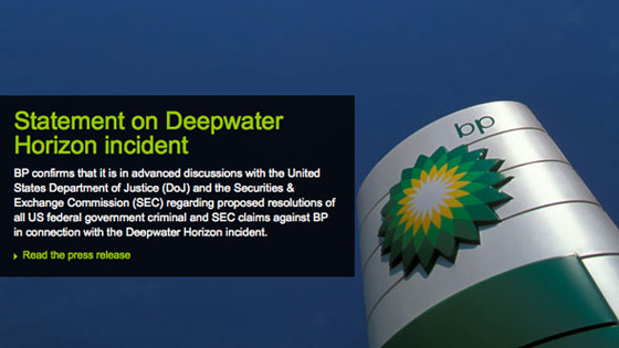 ethics discussion bp oil Bp case-study 1 bp case-study ethics in today's organizations nicki marzolf march 1, 2011 bp case-study 2 company summary beyond petroleum (bp) is a british oil company that was founded over a century ago by an affluent business man, william d'arcy.