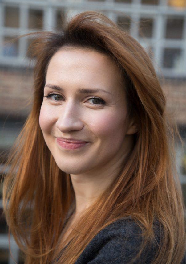 Yuliya Borys - Account Director