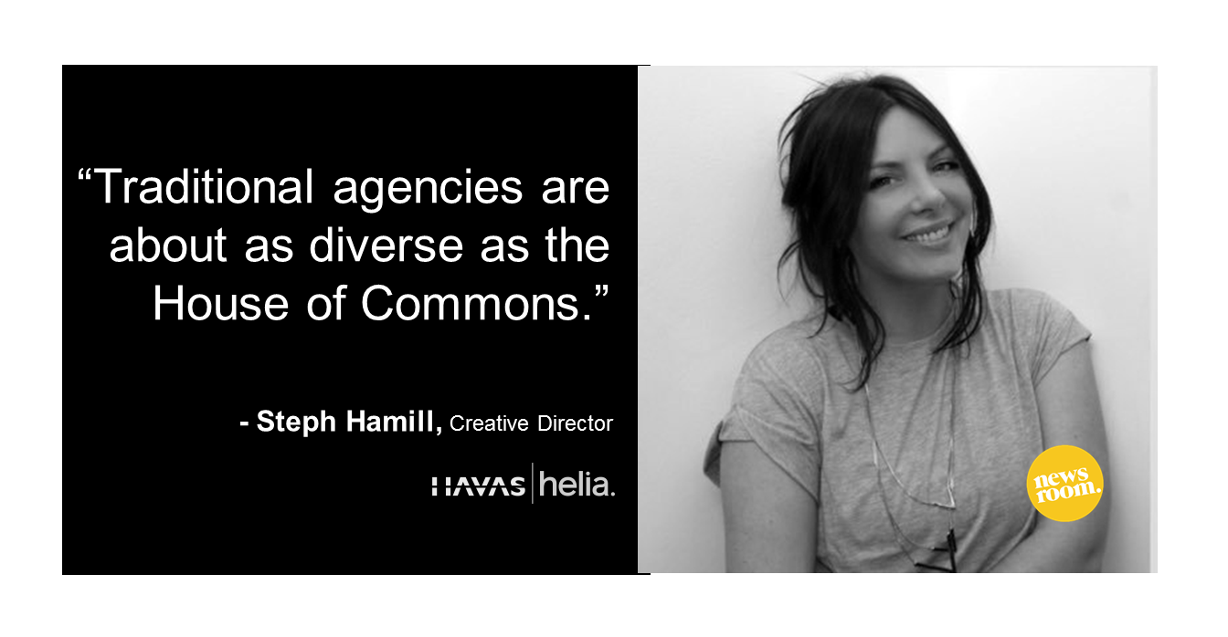 steph hamill quote masters mavericks global marketing, advertising translation,